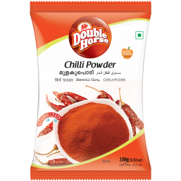 Double Horse Chilli Powder – 100 gm