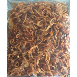 Dehydrated Fried Onion Flakes - 1 Kg