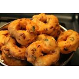 MEDU VADA - READY TO EAT  – PACK OF 10 PLATES (20 Pices)