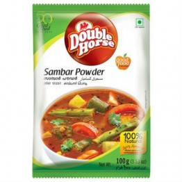 Double Horse Sambar Powder – 100 gm