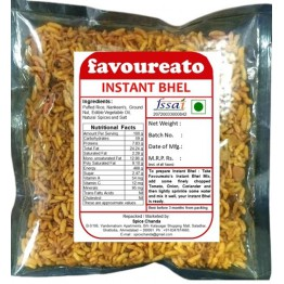 Favoureato Instant Bhel Chat Mix