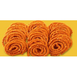 Wheat flour Murukku / Chakli is made from Wheat Flour using Fresh and Pure Vegetable Oil