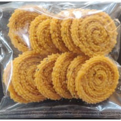 Butter Murukku / Butter Chakli - Big