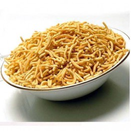 Thikki Sev Jadi (Fat Spicy Sev)