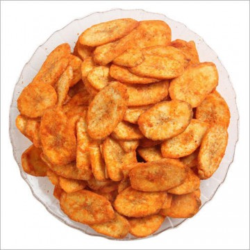 Kela Wafer Round Masala / Banana Wafer Round Masala